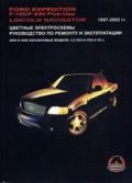 Купить руководство по ремонту Книга Ford Expedition / F-150/F-250 Pick-ups / Lincoln Navigator (1997-02) Ремонт.Эксплуатация