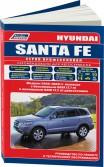 Купить руководство по ремонту Книга Hyundai Santa Fe 2006-09 бенз. G6EA(2,7) и диз. D4EB(2,2 Common Rail) Серия ПРОФЕССИОНАЛ Ремонт.Экспл.ТО(+Каталог расходных з/ч. Характерные неисправ)