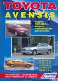 Купить руководство по ремонту Книга Toyota Avensis (1997-03)
