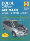 Купить руководство по ремонту Книга DODGE Caravan, CHRYSLER Voyager