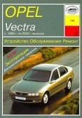 Купить руководство по ремонту Книга OPEL VECTRA B с 1995г
