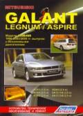 Купить руководство по ремонту Книга Mitsubishi Galant/Legnum/Aspire