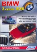 Купить руководство по ремонту BMW 3 серии (Е36) 1991-98 с бензиновыми двигателями