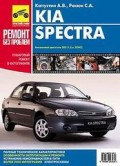 Купить руководство по ремонту Книга KIA Spectra с 2004г. Ремонт без проблем