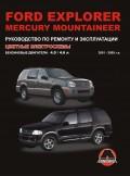 Купить руководство по ремонту Книга Ford Explorer / Mercury Mountaineer (с 2001) Ремонт.Эксплуатация