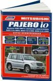 Купить руководство по ремонту Книга Mitsubishi Pajero IO