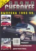 Купить руководство по ремонту Книга Jeep Grand Cherokee