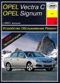 Купить руководство по ремонту Книга Opel Vectra C / Signum