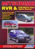 Купить руководство по ремонту Книга Mitsubishi RVR/RVR Sports Gear/Space Runner