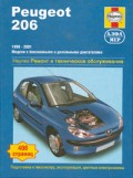 Купить руководство по ремонту Книга PEUGEOT 206