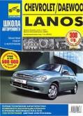 Купить руководство по ремонту Книга Chevrolet/DAEWOO LANOS Школа авторемонта