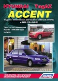 Купить руководство по ремонту Книга HYUNDAI Accent/ TagAZ. Устройство, техническое обслуживание и ремонт.
