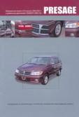 Купить руководство по ремонту Книга NISSAN PRESAGE. Праворульные модели (2WD и 4WD) с дизельным двигателем.